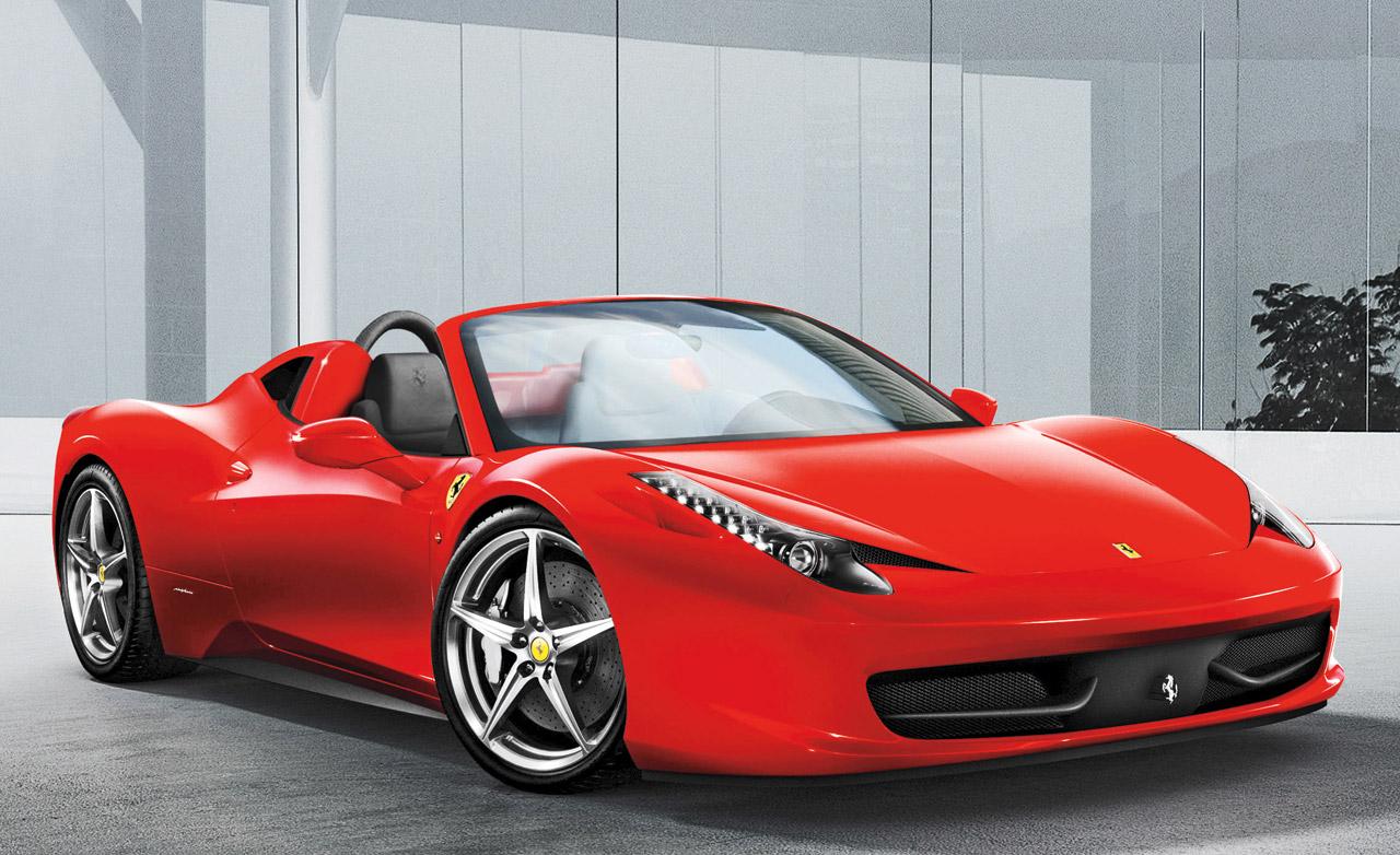 Ferrari Cars 40 Car Background Wallpaper