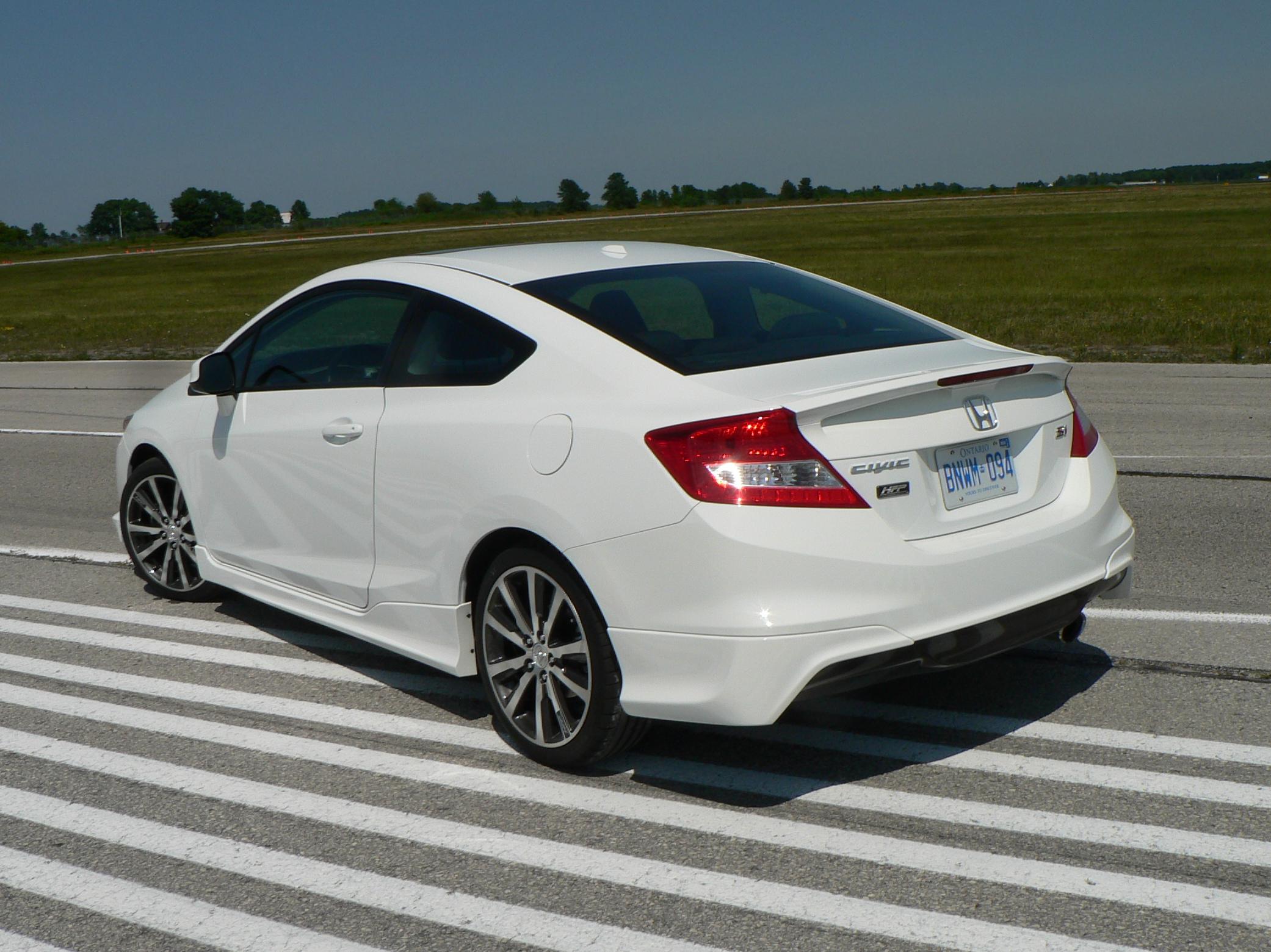 Honda Civic 7 Car Background