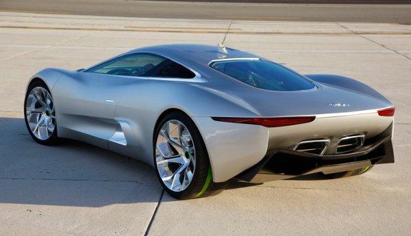 Jaguar Usa 9 Widescreen Car Wallpaper