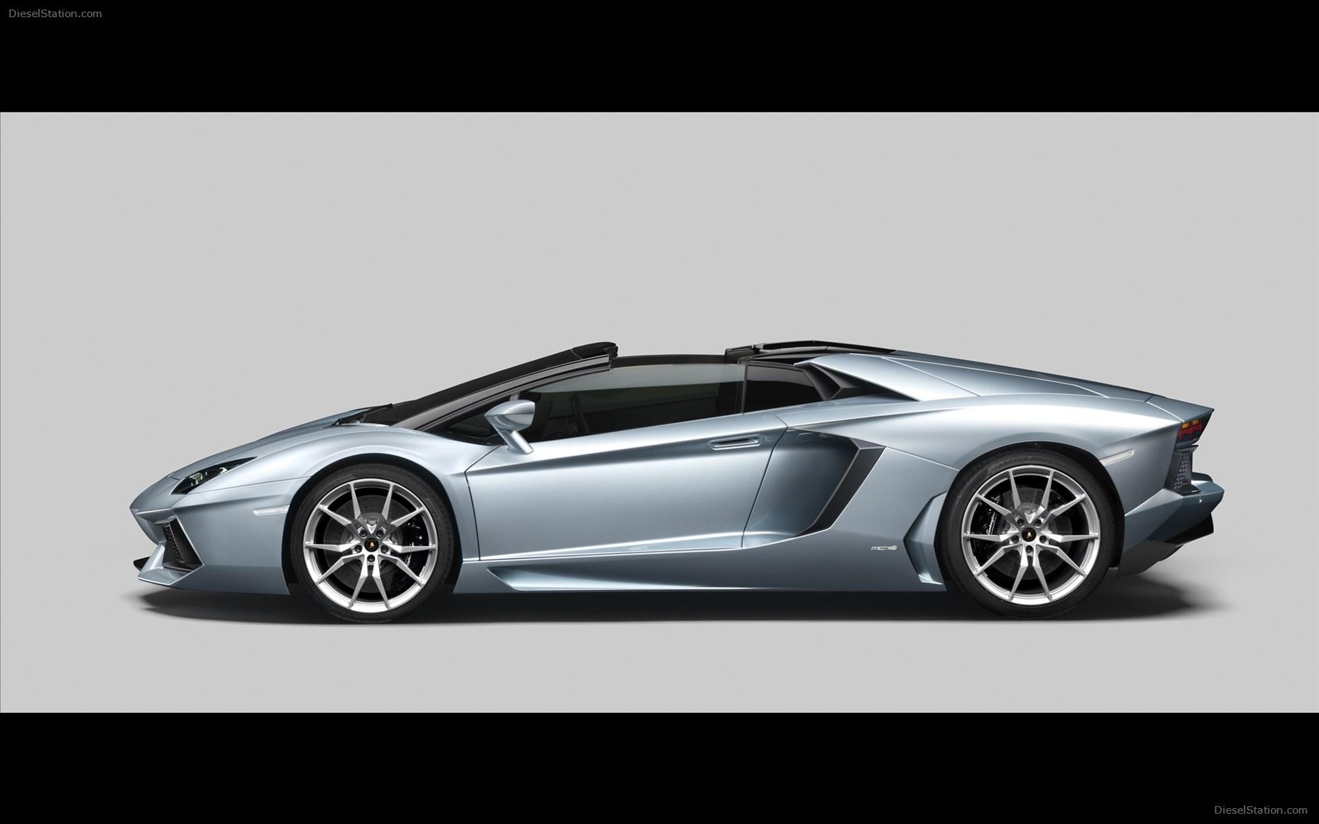 LamborghiniAventador 12 Car Desktop Background