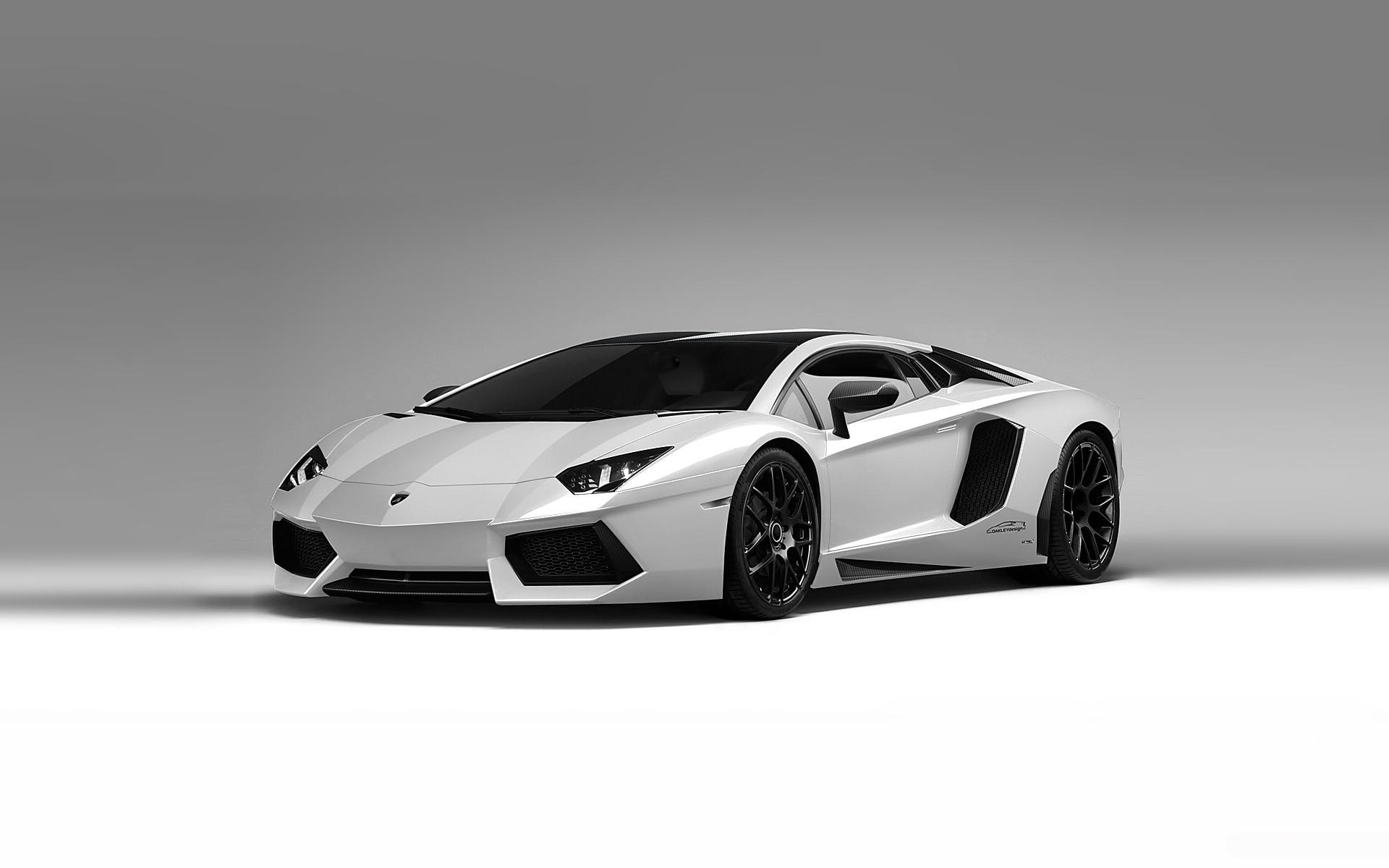 LamborghiniAventador 24 Car Desktop Background