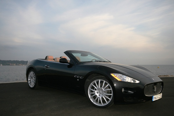 Maserati Luxury Sports Cars  12 Desktop Wallpaper