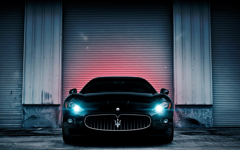 Maserati Luxury Sports Cars  36 Hd Wallpaper