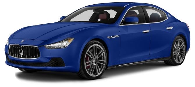 Maserati Luxury Sports Cars  8 Widescreen Wallpaper