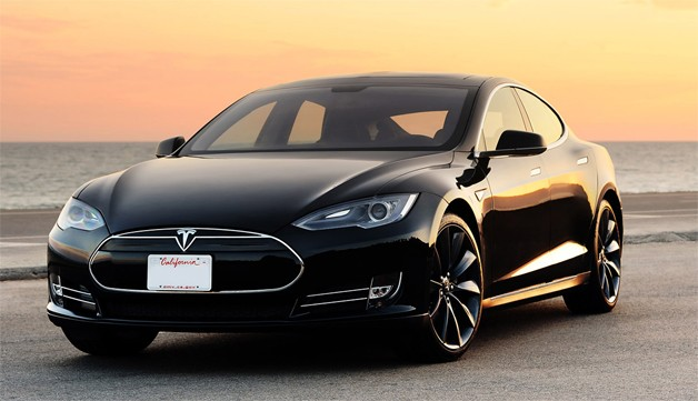 Model S 22 Cool Car Wallpaper