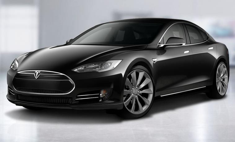 Model S 24 Car Desktop Wallpaper
