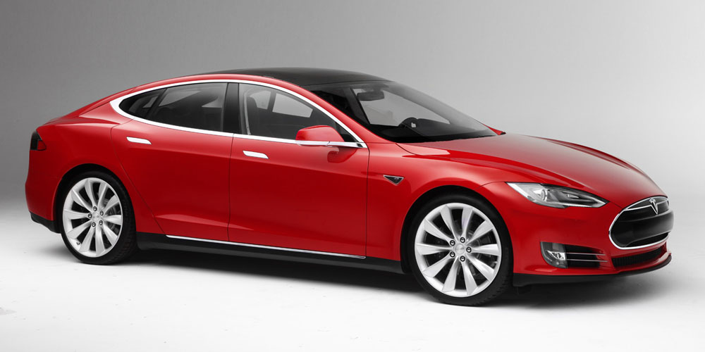 Model S 40 High Resolution Wallpaper