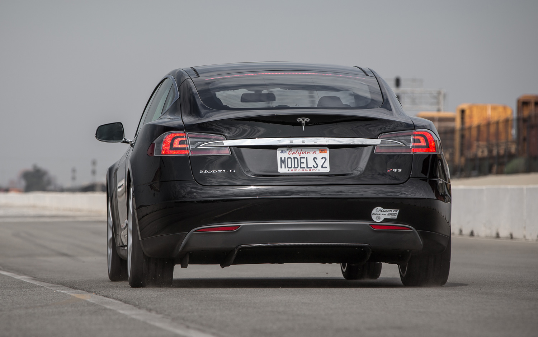 Model S 7 Free Car Hd Wallpaper