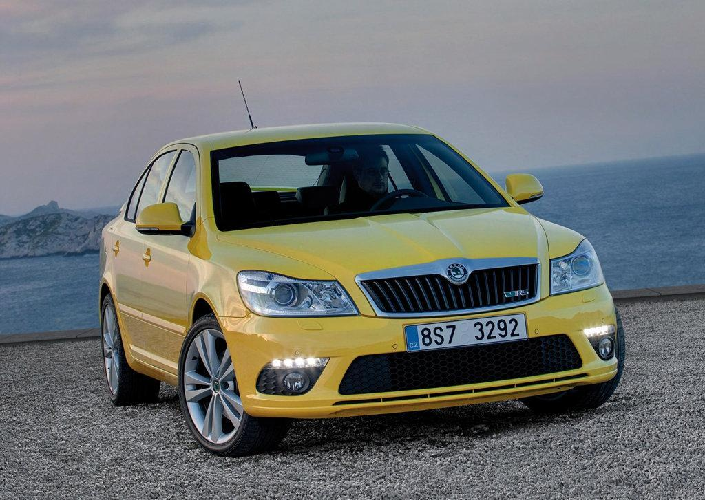 Skoda Cars 6 Free Wallpaper