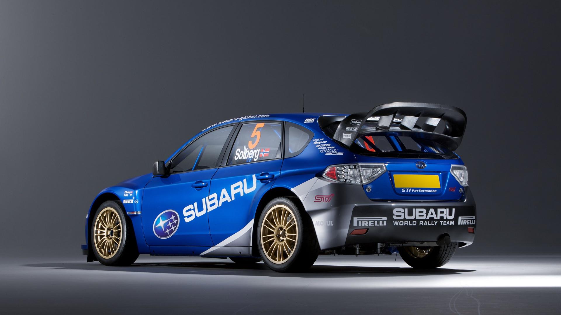 Subaru Car 28 Car Desktop Wallpaper