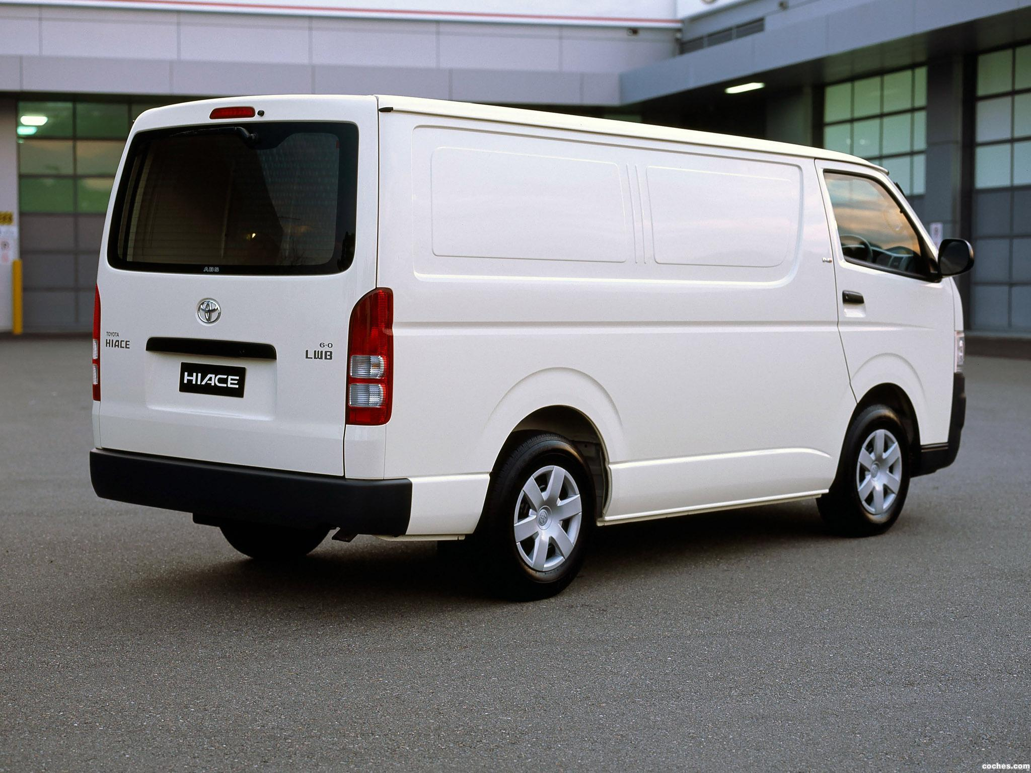 Toyota Vans 3 Cool Hd Wallpaper