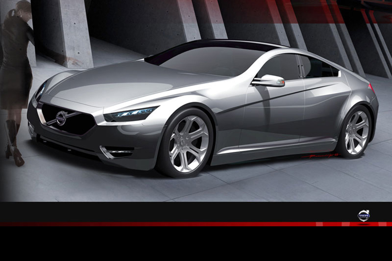 Volvo Cars 47 Car Desktop Background