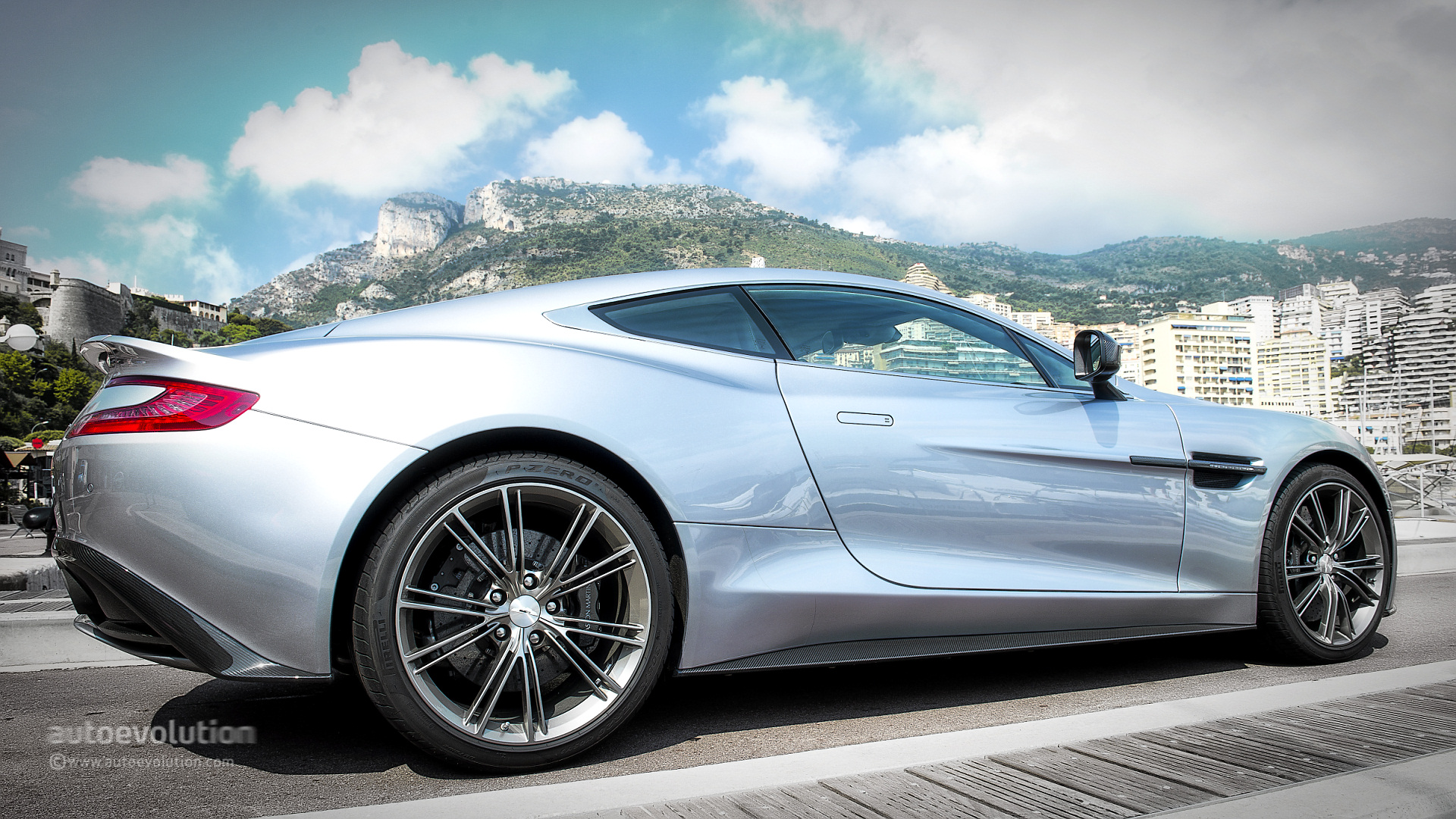 2014 Aston Martin Vanquish 2 Cool Hd Wallpaper