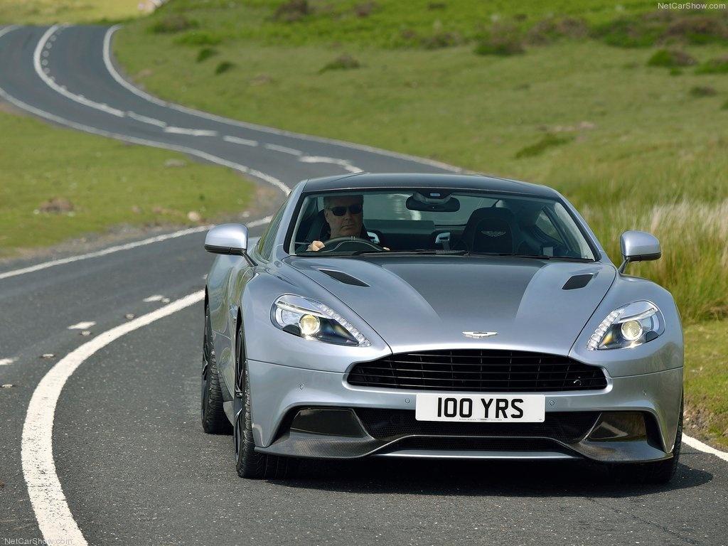 2014 Aston Martin Vanquish 21 Cool Car Wallpaper