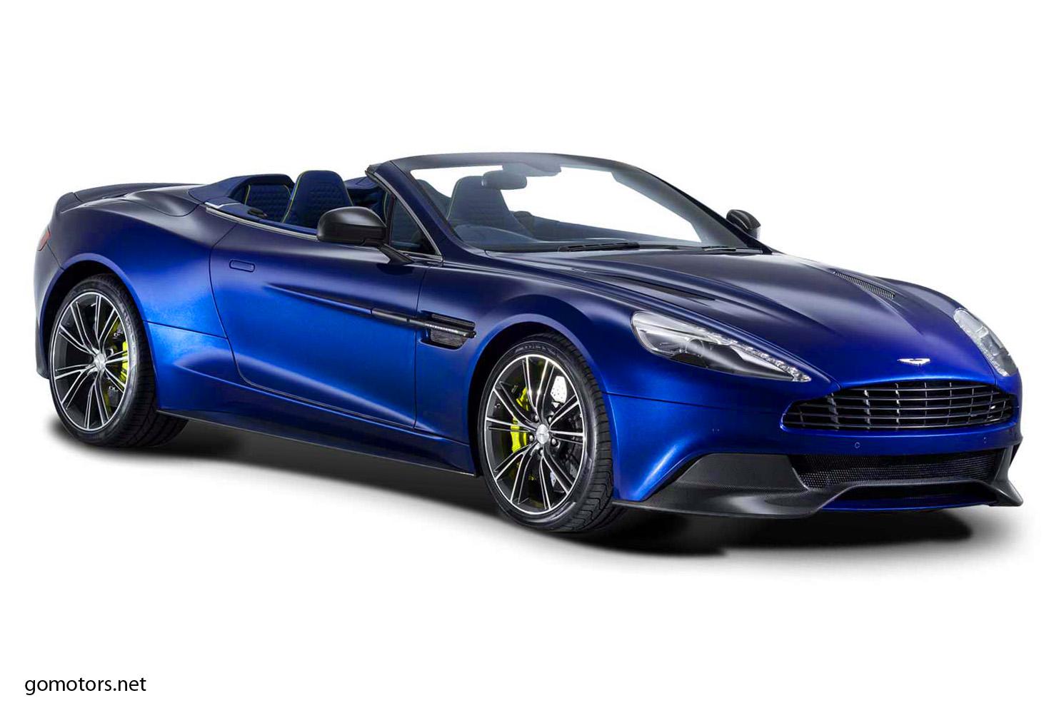 2014 Aston Martin Vanquish 30 Widescreen Wallpaper