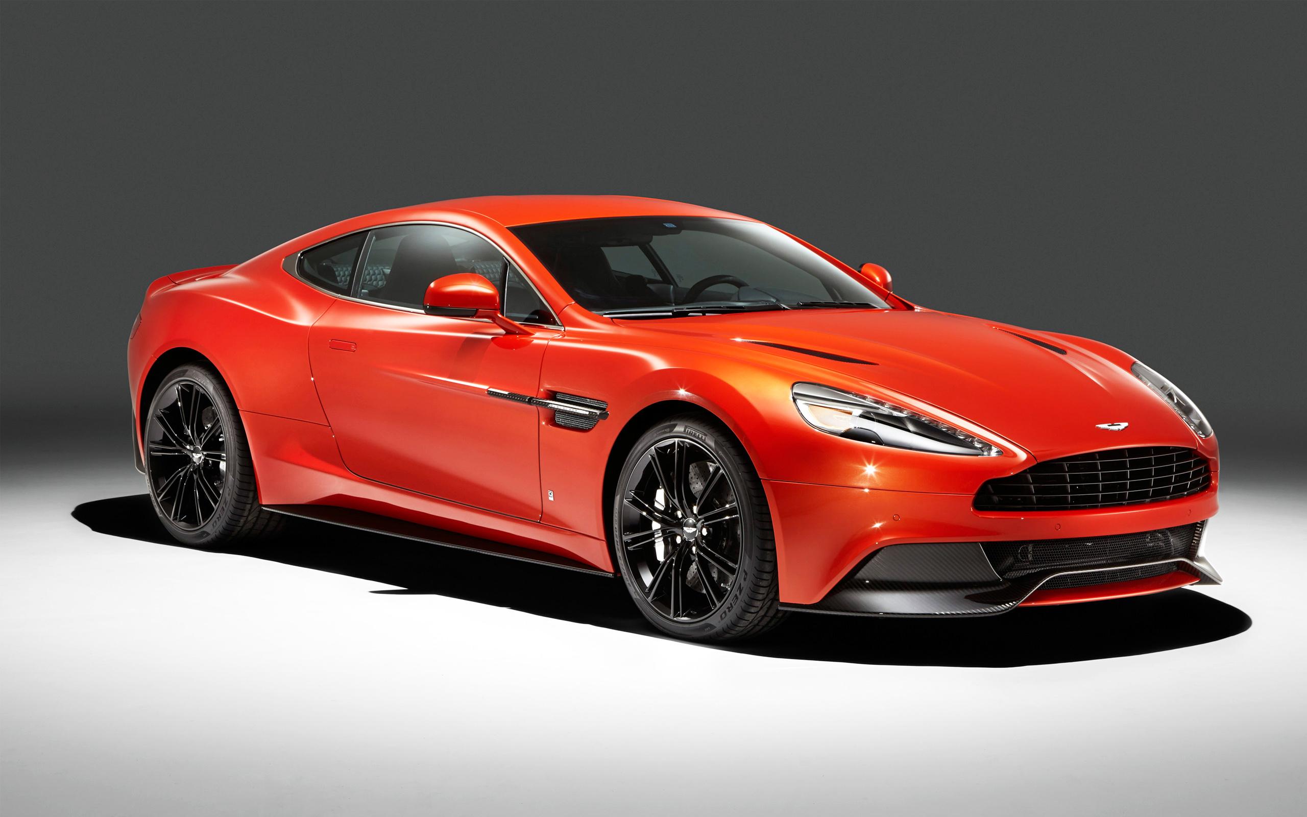 2014 Aston Martin Vanquish 39 Background