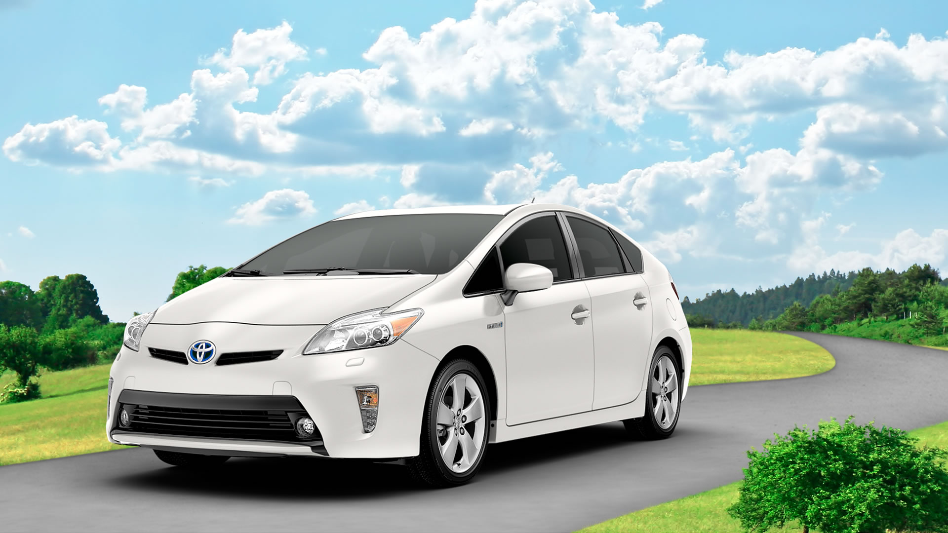 2015 Toyota Prius 11 Free Car Hd Wallpaper