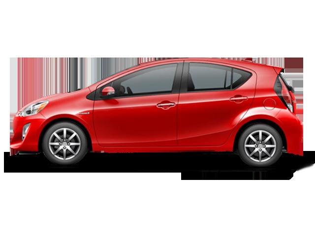2015 Toyota Prius 2 Desktop Wallpaper