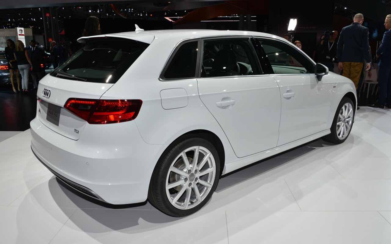 2016 Audi A3 9 Background