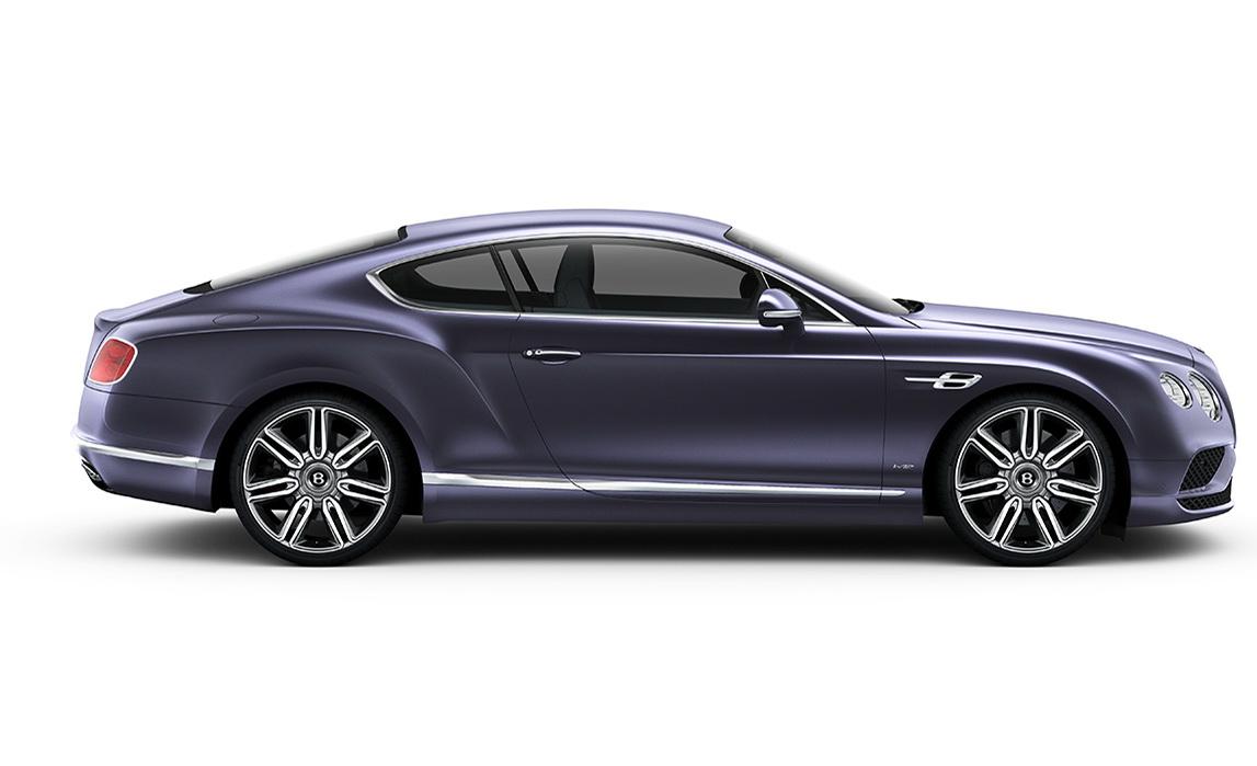 2016 Bentley Continental Gt 19 Car Background