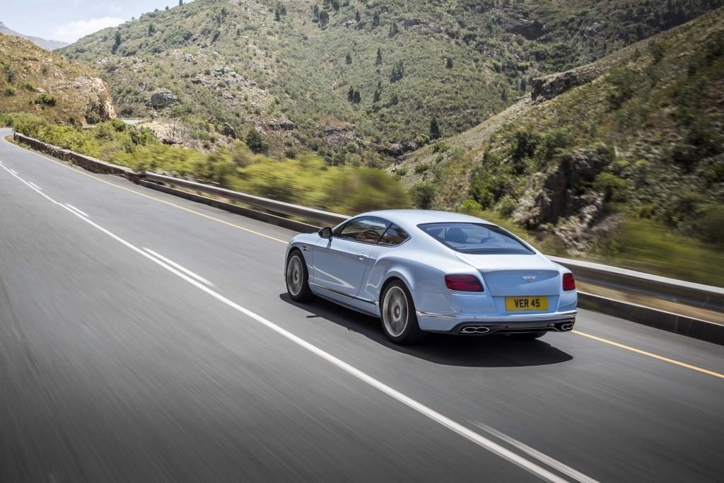 2016 Bentley Continental Gt 22 Free Car Wallpaper