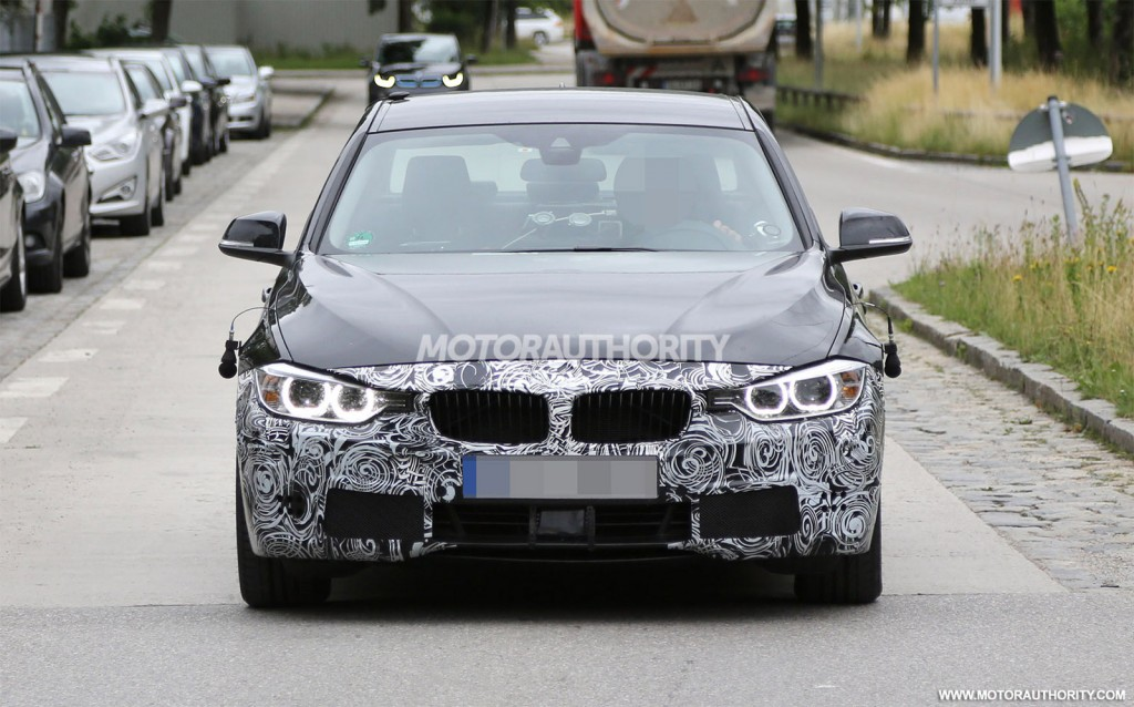 2016 Bmw 3 Series 8 Wide Car Wallpaper