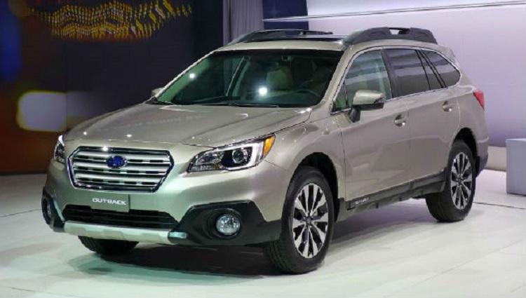 2016 Subaru Outback 11 Widescreen Car Wallpaper