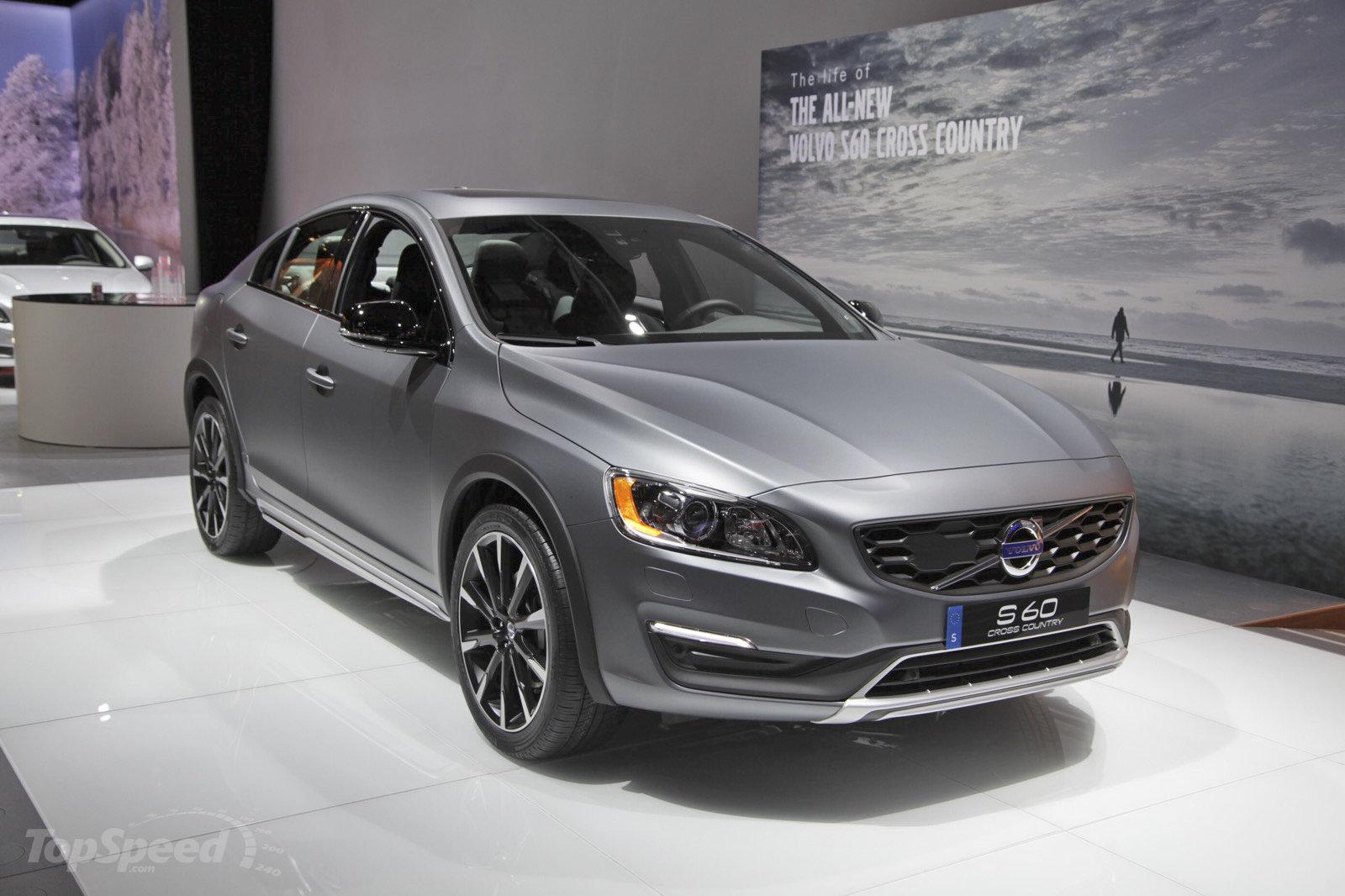2016 Volvo S60 1 Free Car Hd Wallpaper