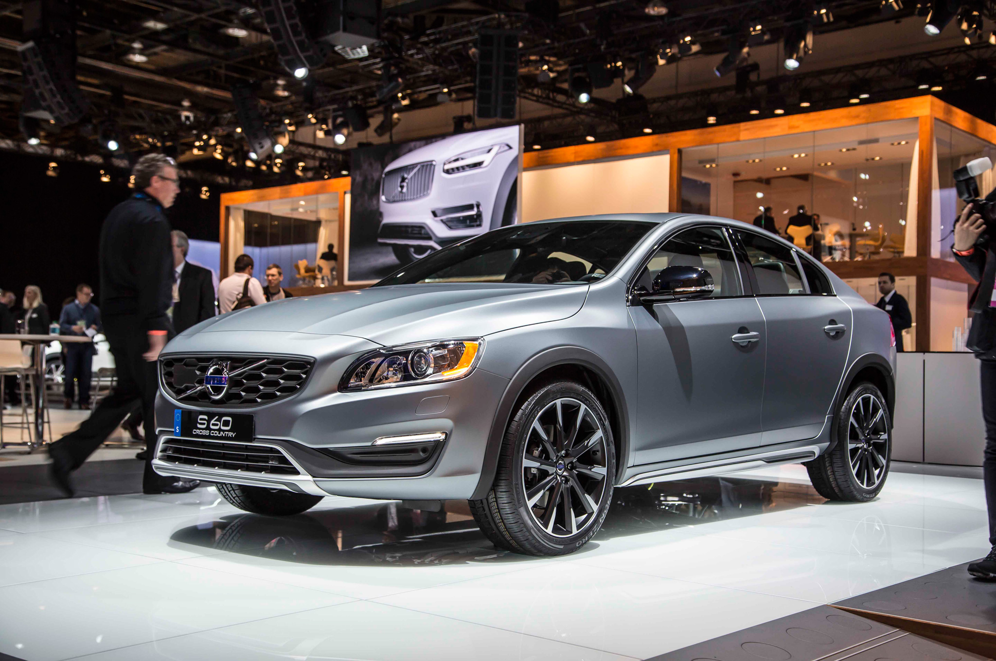 2016 Volvo S60 19 Free Car Hd Wallpaper