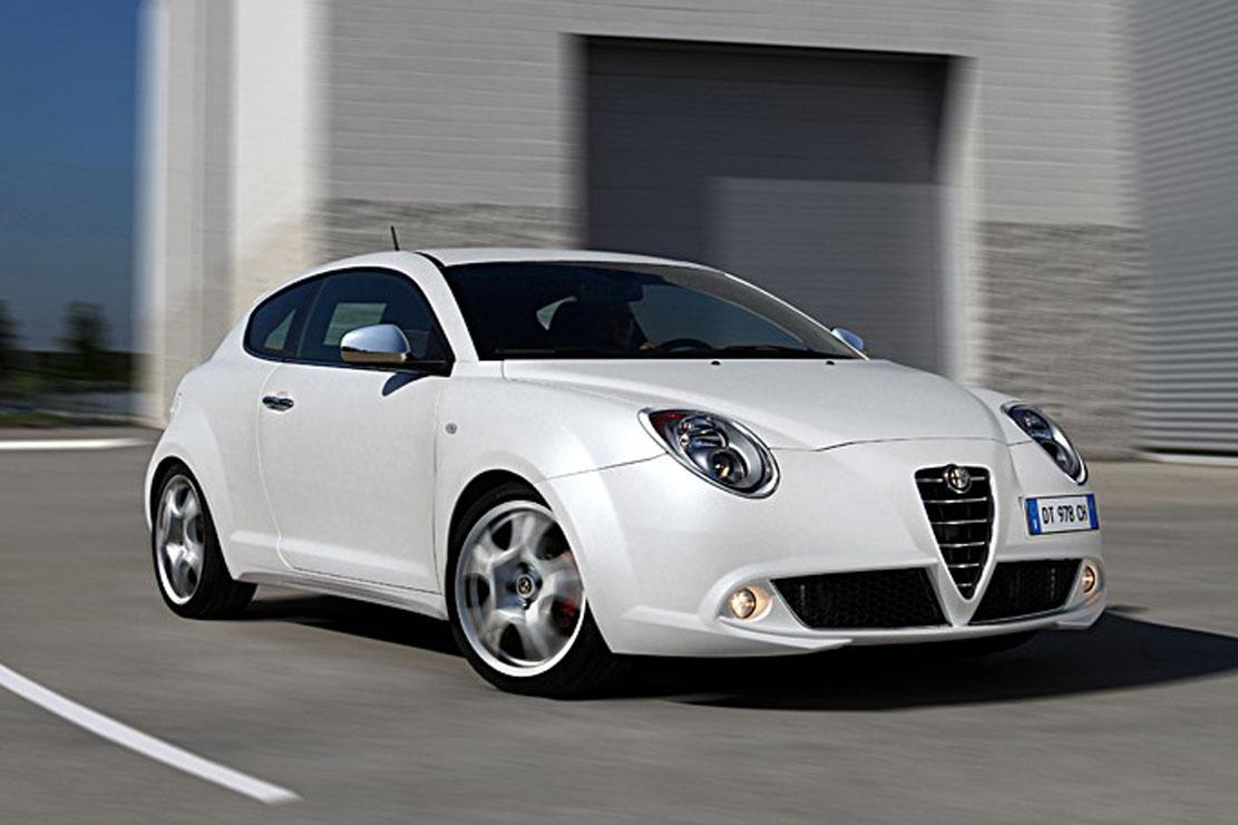 Alfa Romeo Mito 12 Background