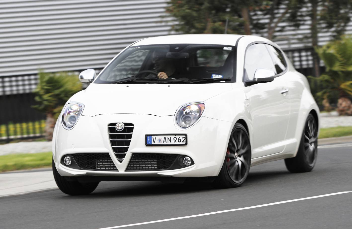 Alfa Romeo Mito 35 Desktop Background