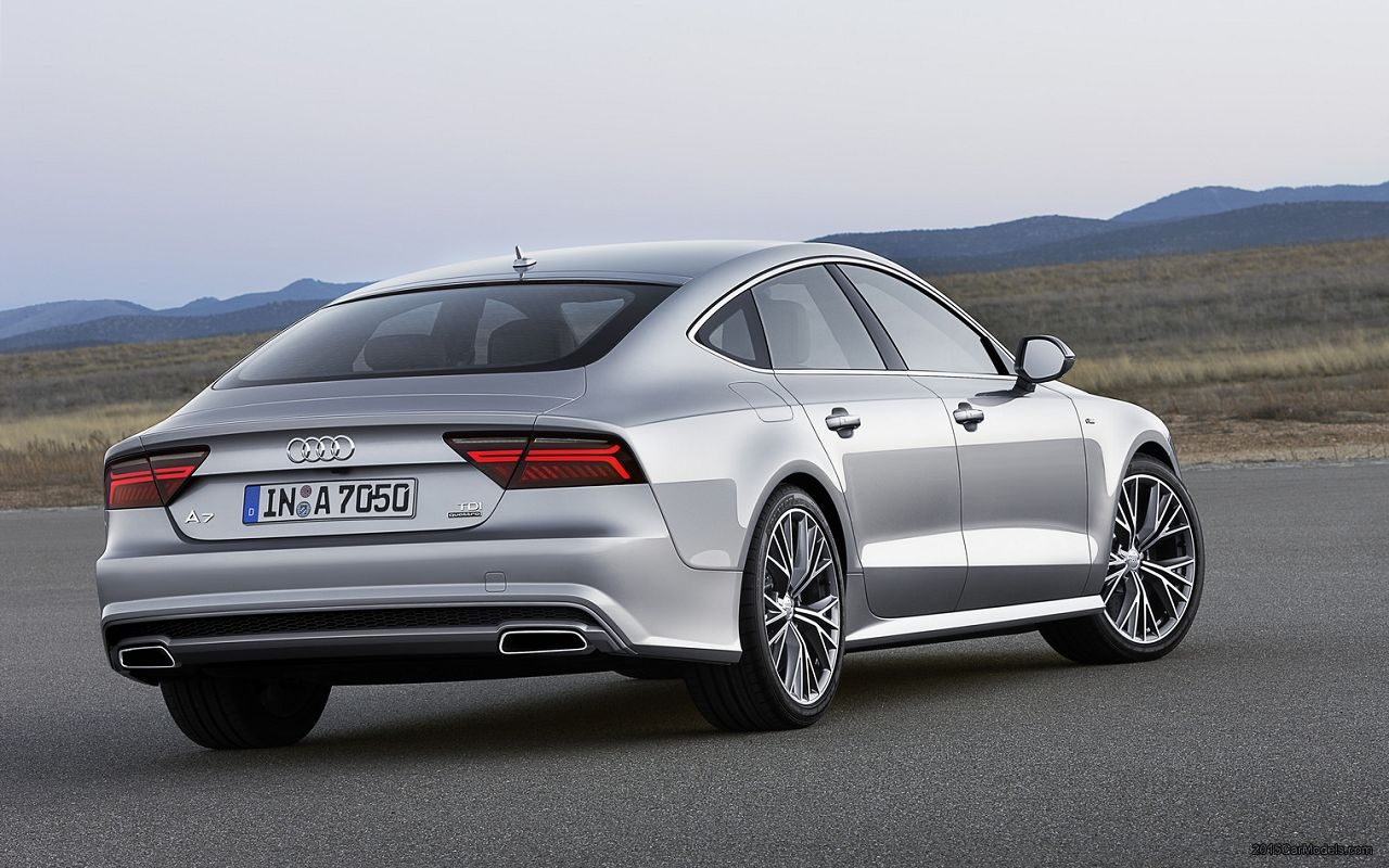 Audi Vehicles 2015 7 Wide Wallpaper