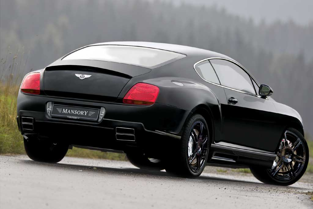 Bentley's Murrysville 9 Car Background