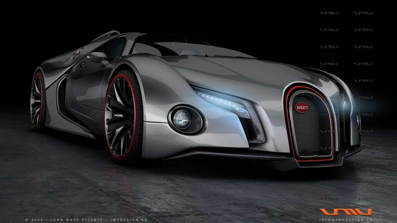 Bugatti Cheron 21 Cool Hd Wallpaper