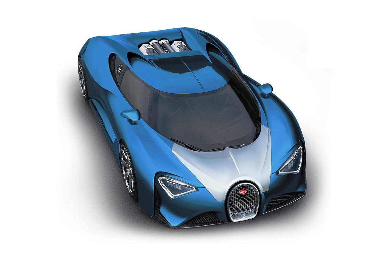 Bugatti Cheron 25 Cool Car Wallpaper