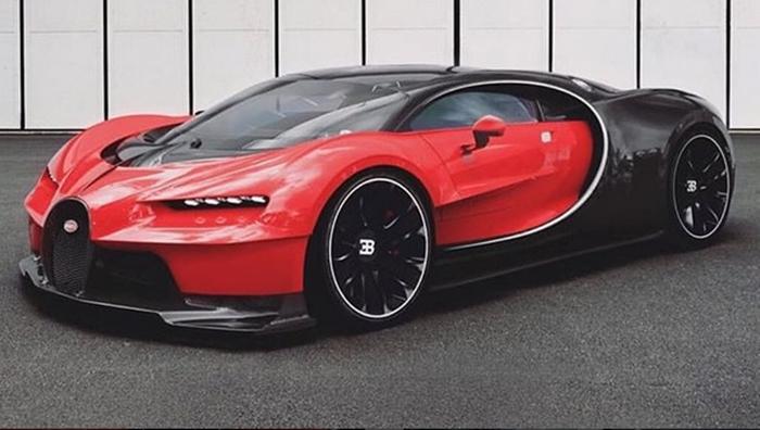 Bugatti Cheron 3 Cool Car Wallpaper
