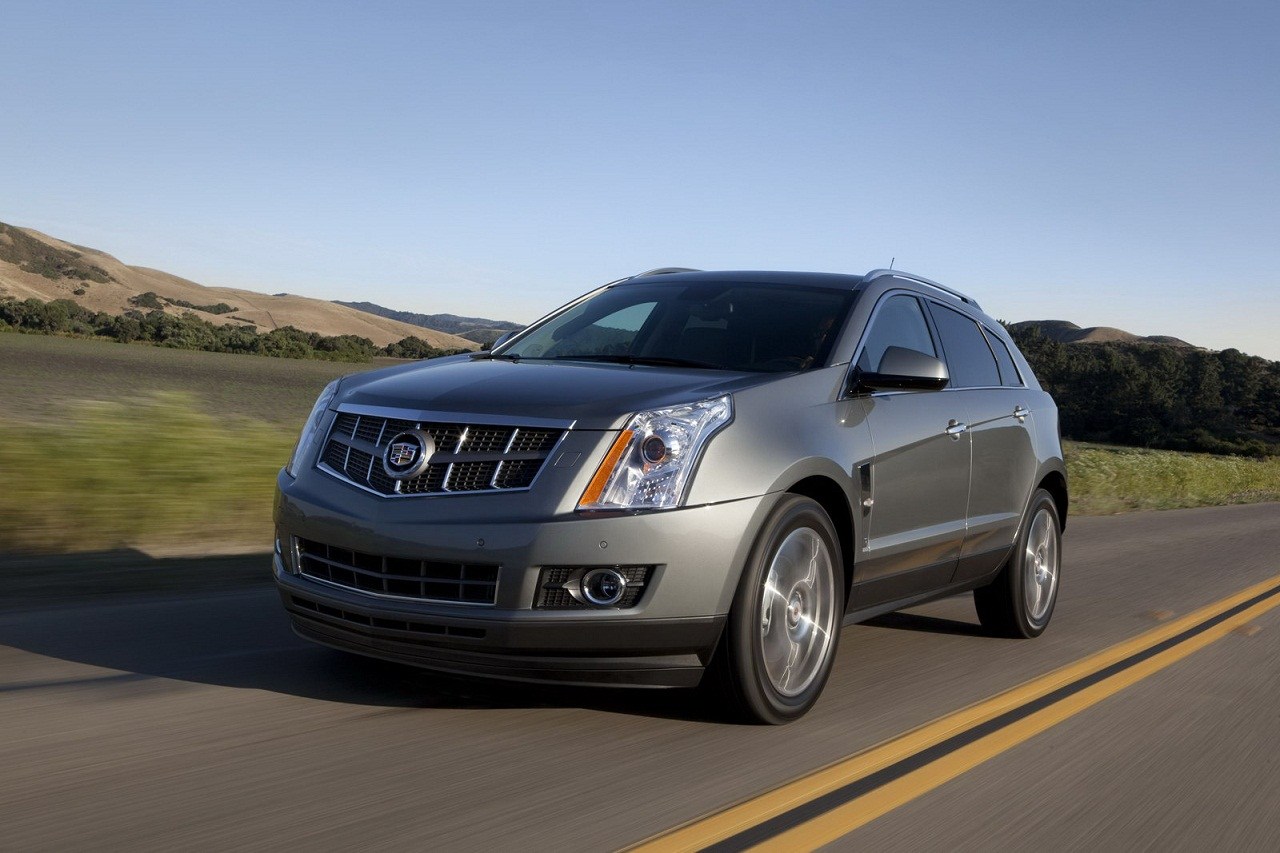 Cadillac Srx 33 Hd Wallpaper
