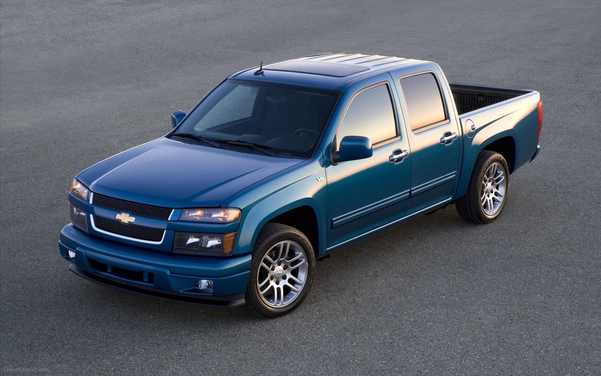 Chevrolet Colorado 27 Wide Wallpaper