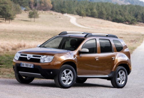 Dacia Duster 4X4 Preturi 43 Widescreen Car Wallpaper