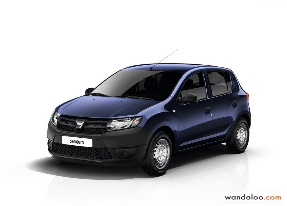 Dacia Sandero 16 Car Desktop Wallpaper