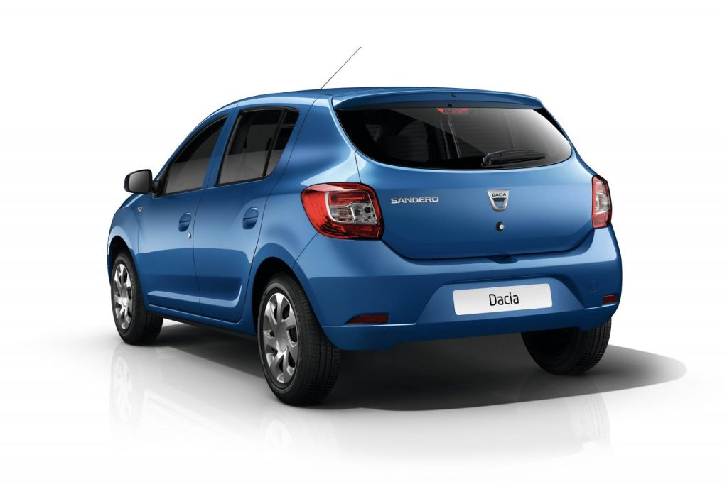Dacia Sandero 2 Free Car Wallpaper