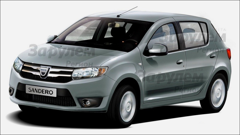 Dacia Sandero 21 Cool Hd Wallpaper