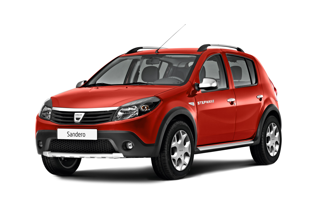 Dacia Sandero 23 Widescreen Car Wallpaper