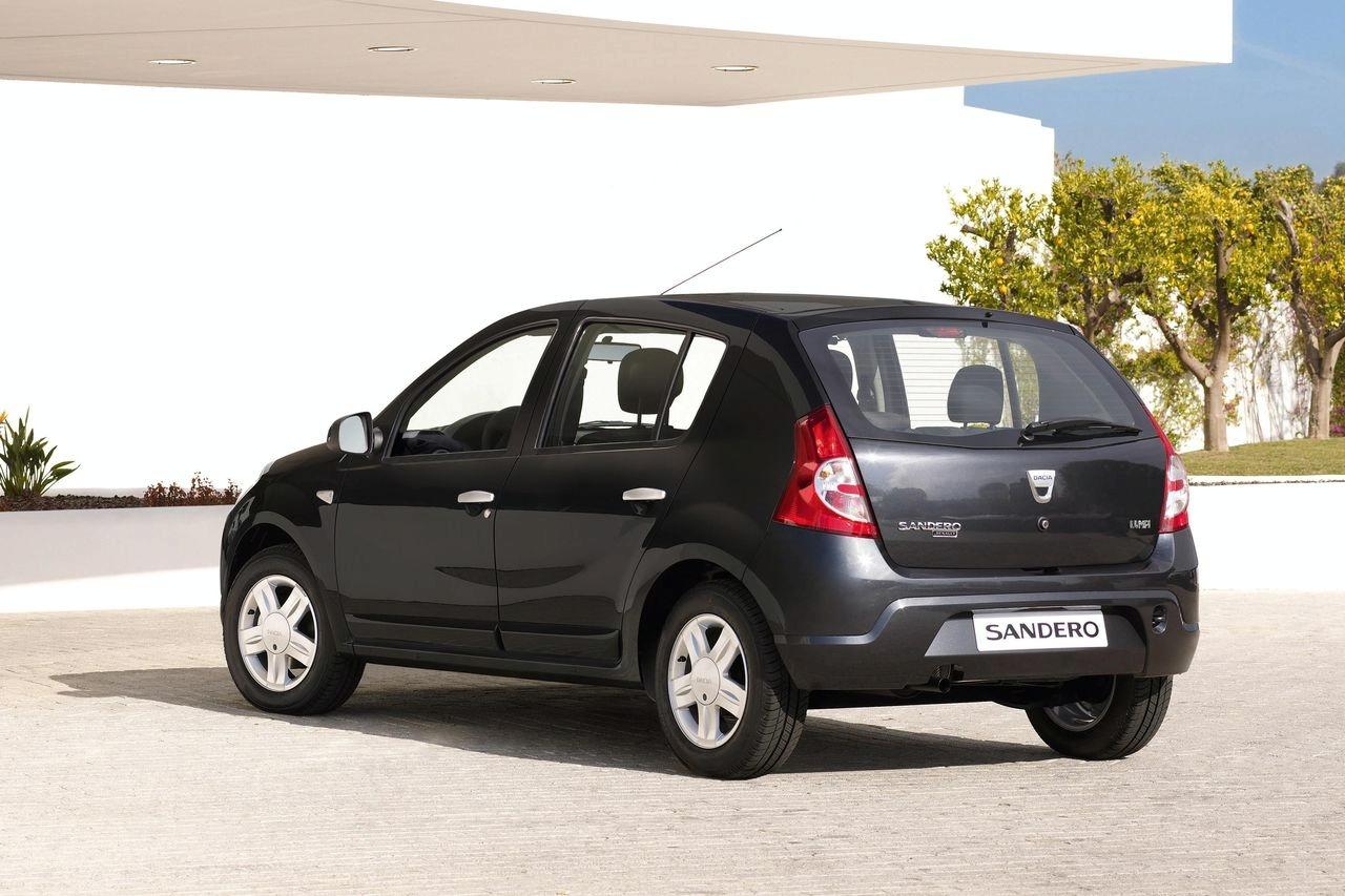 Dacia Sandero 28 Car Desktop Wallpaper