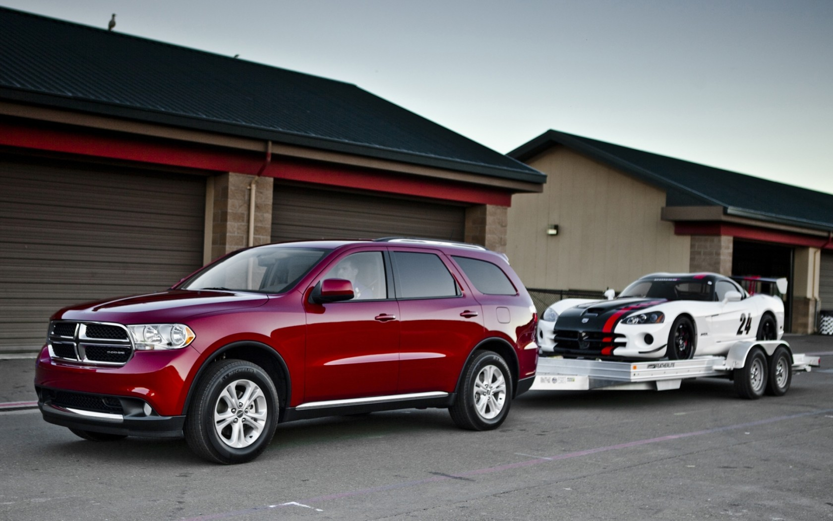 Dodge Durango 19 Cool Wallpaper