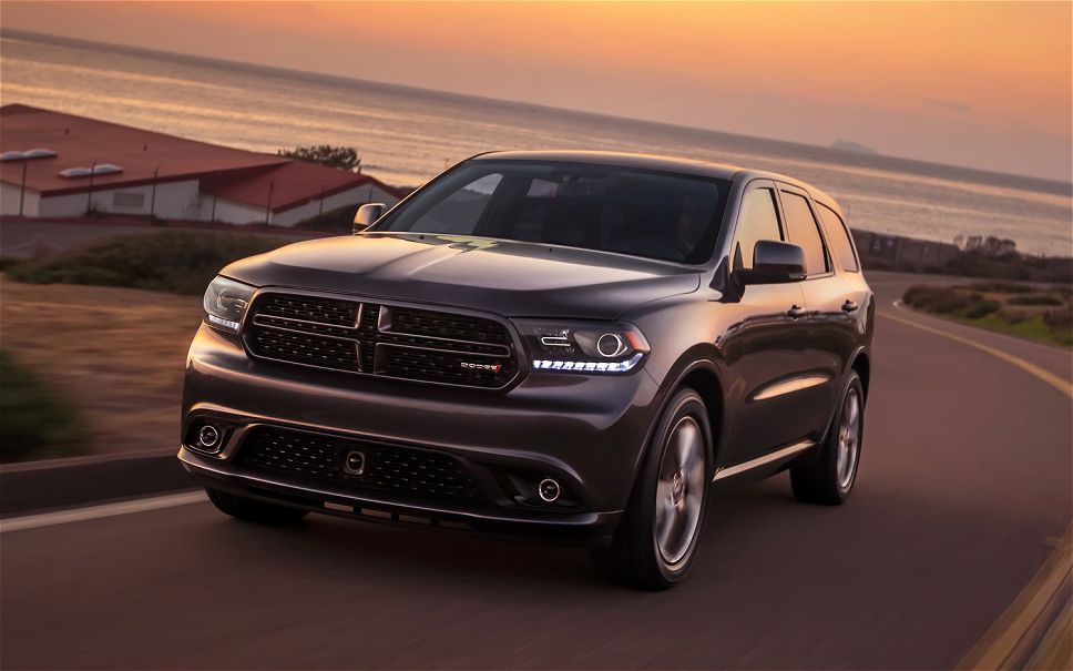 Dodge Durango 8 Cool Wallpaper