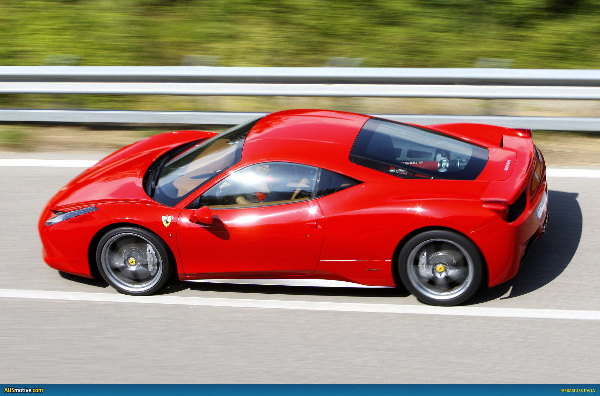 Ferrari 458 35 High Resolution Wallpaper