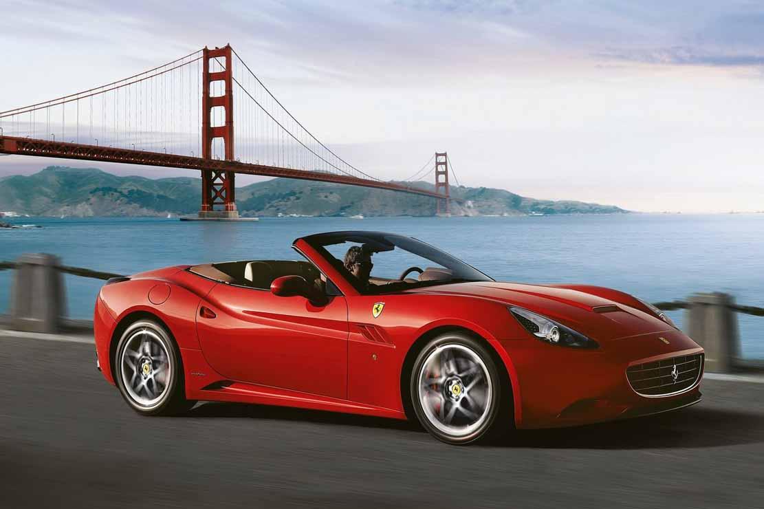 Ferrari California 38 Widescreen Car Wallpaper