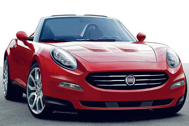 Fiat 124 Spider 36 Cool Car Wallpaper