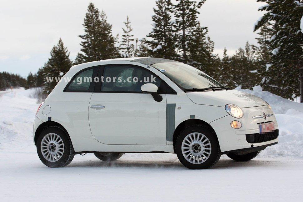 Fiat Automatic Transmission 36 Widescreen Car Wallpaper